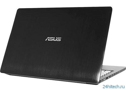 15,6-дюймовый ноутбук ASUS Q550LF-BBI7T07 с сенсорным Full HD дисплеем