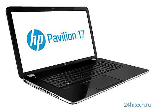 "17,3"" ноутбук HP Pavilion 17-e049sf c APU AMD Richland за €399"