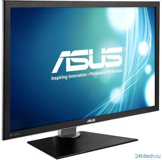 31,5-дюймовый монитор ASUS PQ321Q доступен для предзаказа