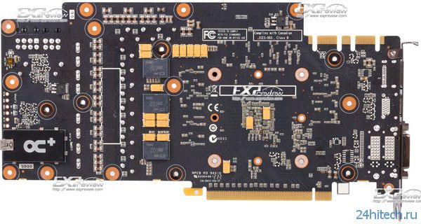 3D-карта Zotac GeForce GTX 770 Extreme Edition ориентирована на любителей разгона
