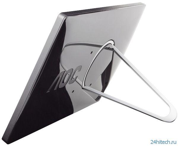 AOC анонсировала подключаемый по USB монитор e1659Fwu с поддержкой технологии DisplayLink
