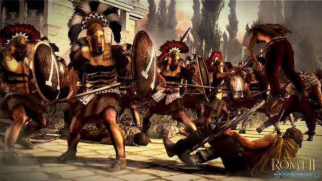 Анонсировано «Total War: Rome 2. Имперское издание»