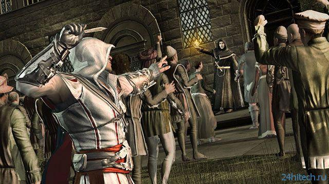 Assassin's Creed 2 — следующая бесплатная игра для подписчиков Xbox Live Gold