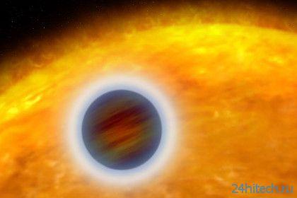 Астрономы проанализировали состав атмосферы горячих Юпитеров