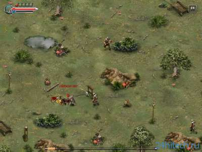 Braveheart HD 1.5.1. RPG, похожая на Diablo