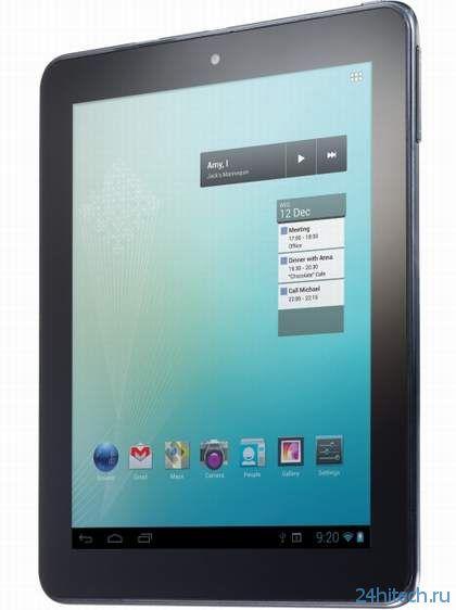 Бюджетный планшет 3Q Q-Pad LC0816C размером с iPad mini