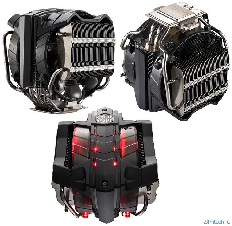 CPU-суперкулер Cooler Master V8 GTS с испарительной камерой