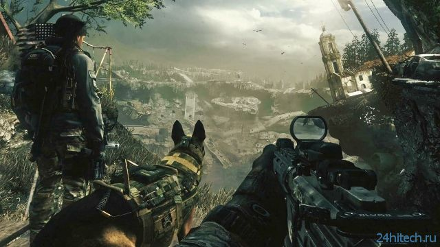 Call of Duty: Ghosts будет полностью линейной