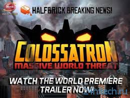 Colossatron: Massive World Threat — новая игра от авторов Fruit Ninja