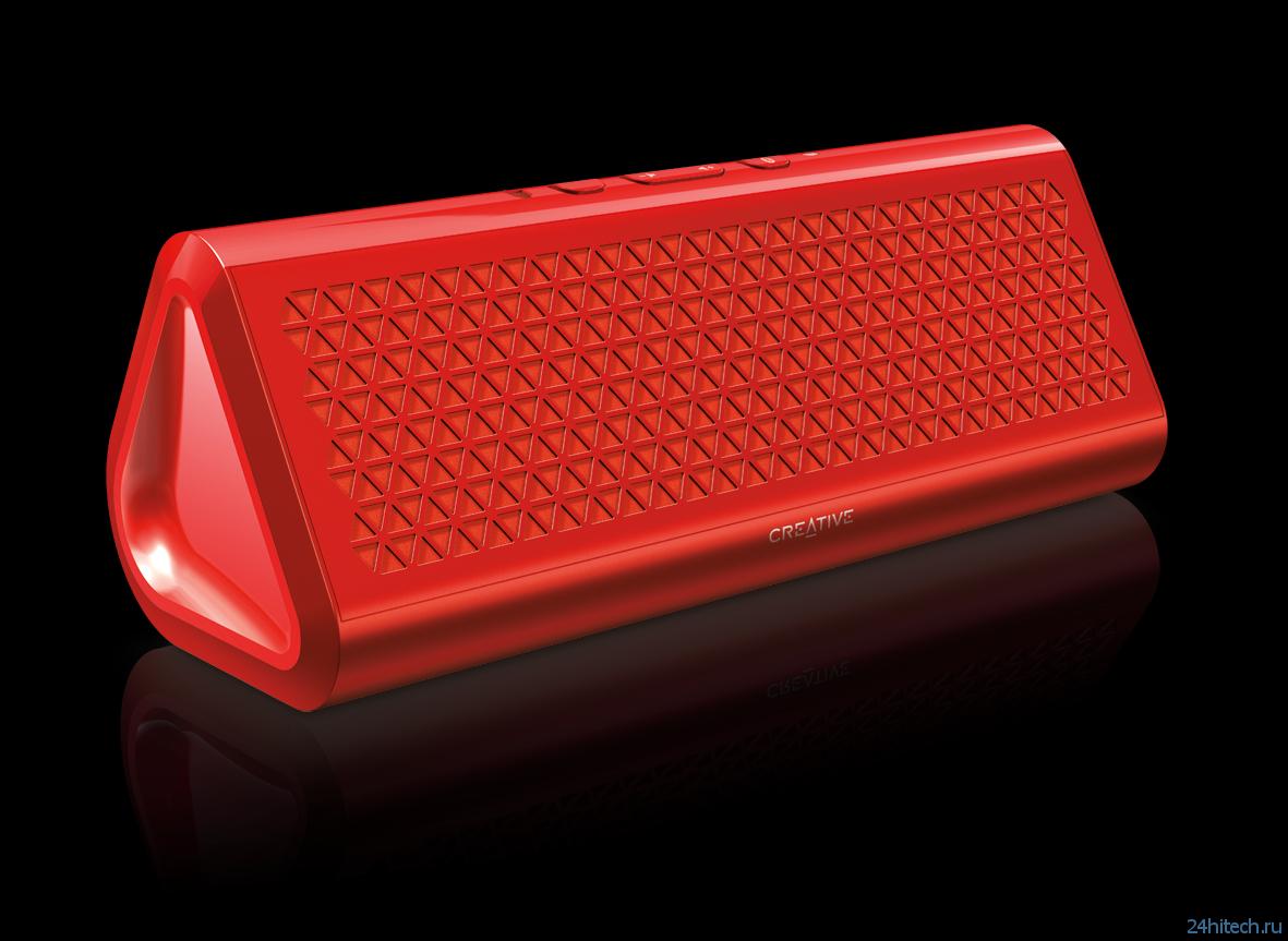 Creative представила беспроводные колонки Airwave и гарнитуры Hitz