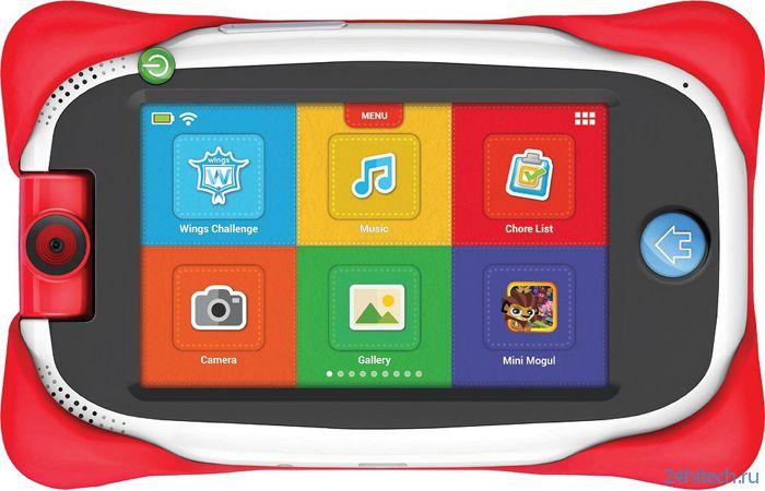 Детский планшет Nabi Jr оценён в 140 долларов