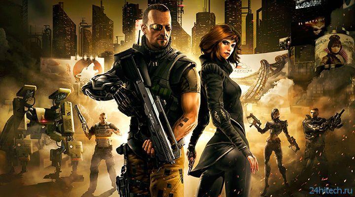 Deus Ex: The Fall обзавелась датой выхода