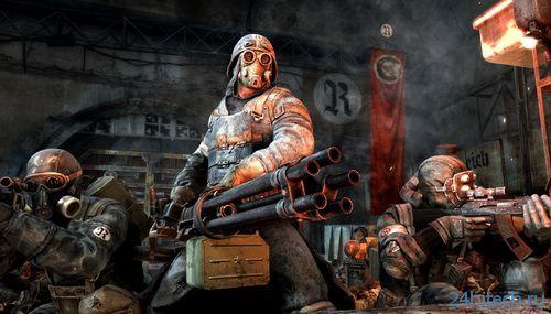 Дополнение Metro:Last Light — Faction Pack поступило в продажу
