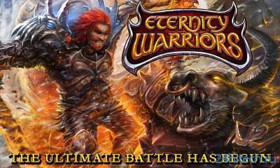 ETERNITY WARRIORS 2.2.0. Экшн-РПГ