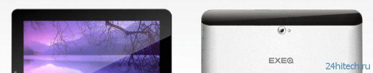 Exeq P-941: функциональный планшет с экраном сверхвысокого разрешения