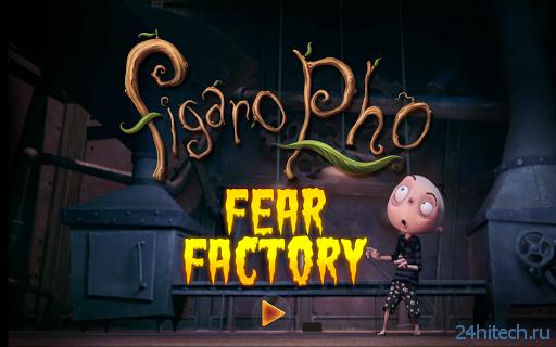 Figaro Pho Fear Factory 1.2. Аркадный платформер по мотивам мультфильма.