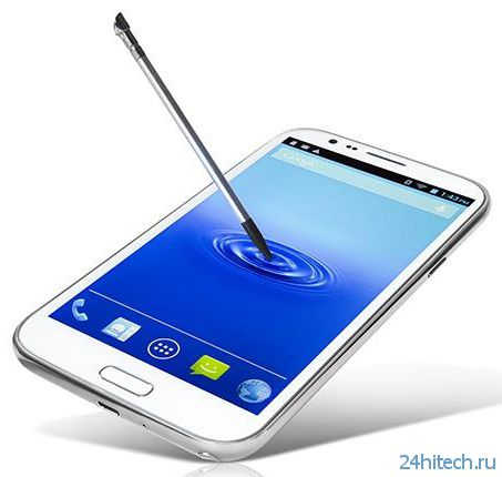 GOCLEVER FONE 570Q – элегантное сочетание смартфона и планшета