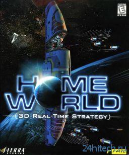 Gearbox анонсировала HD-ремейки Homeworld 1 и 2