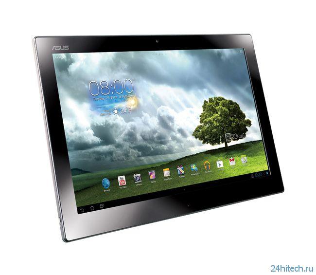 Гибрид планшета и моноблока ASUS P1801-T Portable AiO с 18,4-дюймовым экраном
