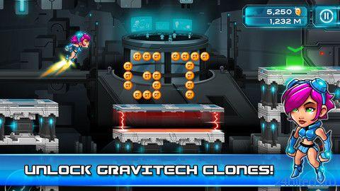 Gravity Guy 2 1.0.1 Динамичный 2D-раннер