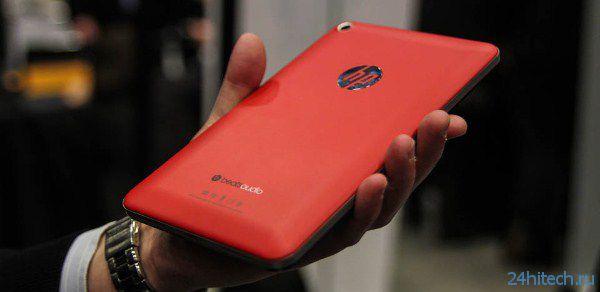 HP готовится предложить планшет стоимостью
