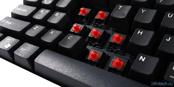 Игровая клавиатура ограниченной серии Zowie Celeritas White