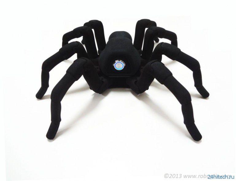 Игрушки будущего: Робот-паук T8