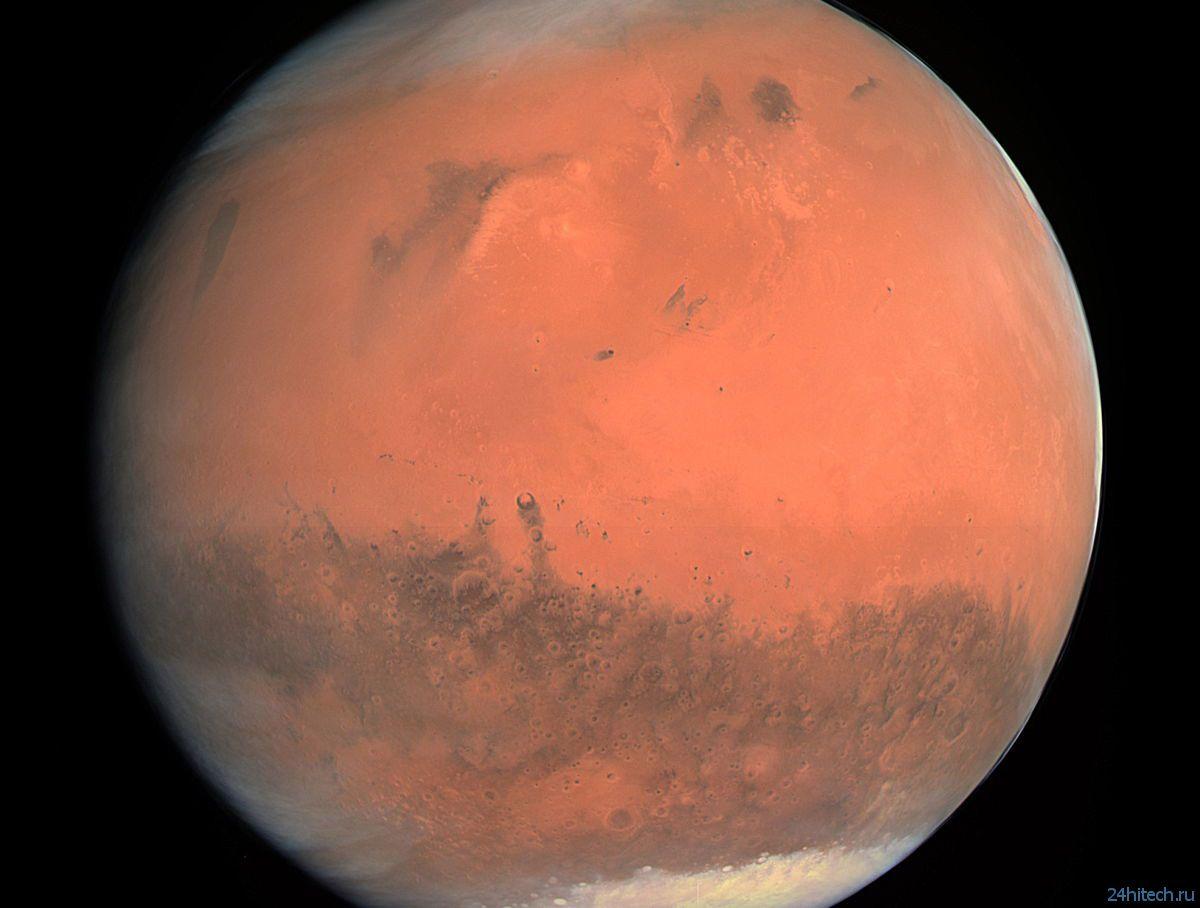 Индия планирует миссию на Марс