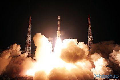 Индия запустила навигационный спутник