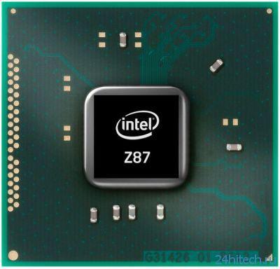 Intel заблокирует возможность оверклокинга процессоров на материнских платах с чипсетами Intel H87 Express и B85 Express