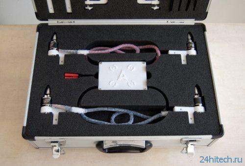 Как самому собрать дрона из подручных предметов
