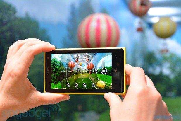 Краткий видео-обзор функций камеры Nokia Lumia 1020