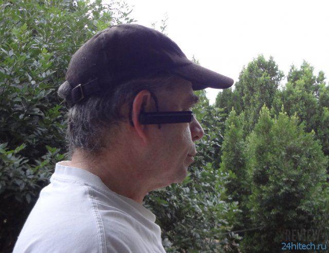 Looxcie LX 2 - хэндс фри видеокамера (4 фото)