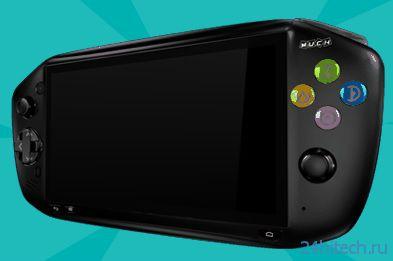 Magic Media i5 — портативная игровая консоль оснащённая четырёхъядерным процессором MTK6589