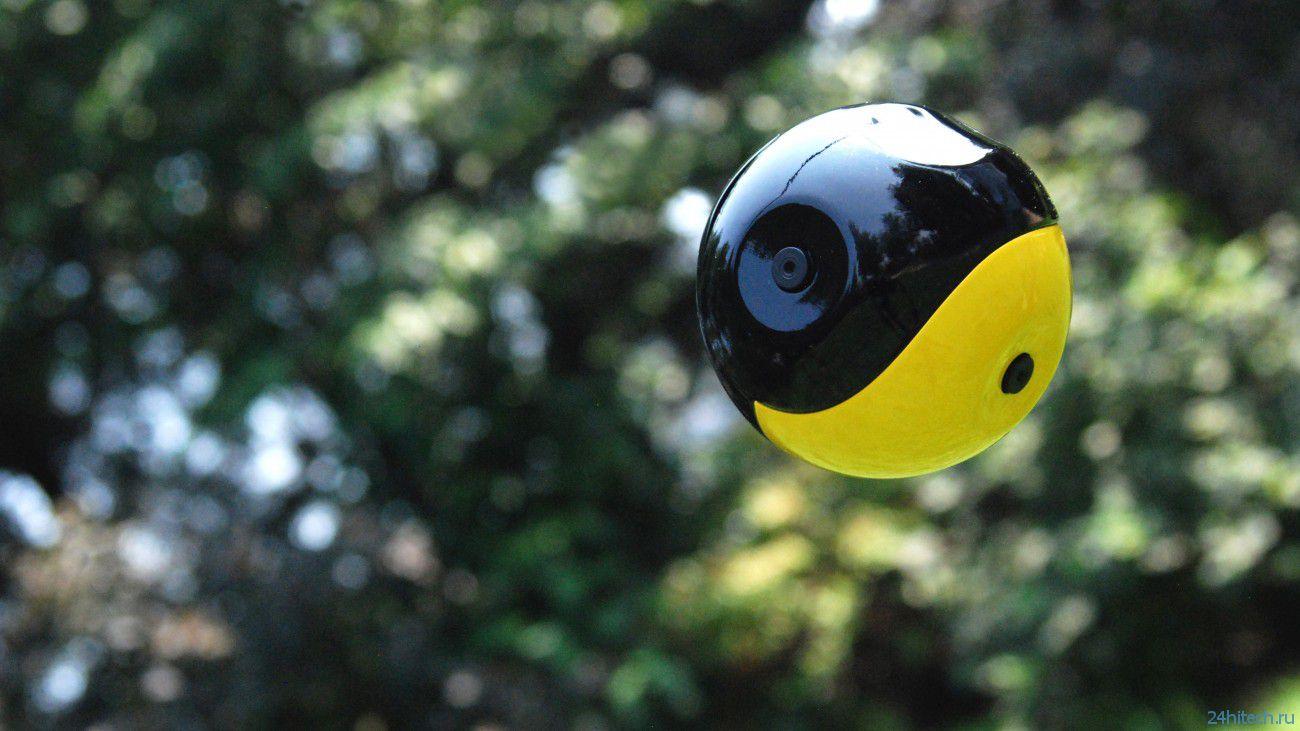 Метательная камера Squinto может стать новым трендом