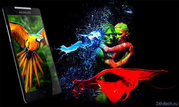 Мощный смартфон iBerry Auxus Nuclea N1 с дисплеем Full HD