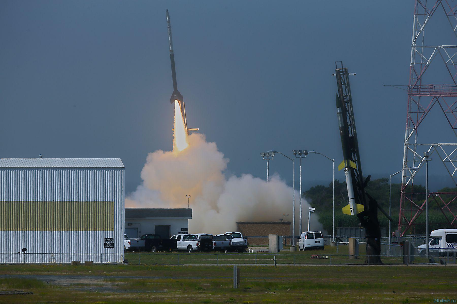 НАСА отметило 4 июля запуском двух ракет