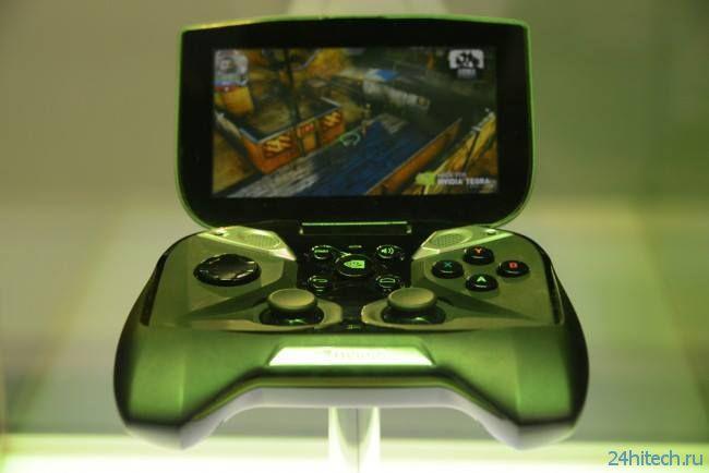 NVIDIA Shield поступит в продажу 31 июля