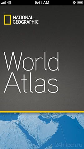 National Geographic World Atlas 3.2