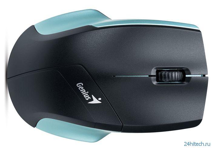 Недорогая беспроводная мышь GeniusNS-6015