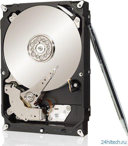Новые HDD-накопители промышленного класса Seagate Terascale HDD и Seagate Enterprise Performance 10K HDD v7