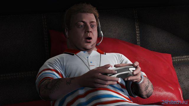 Новые подробности Grand Theft Auto V