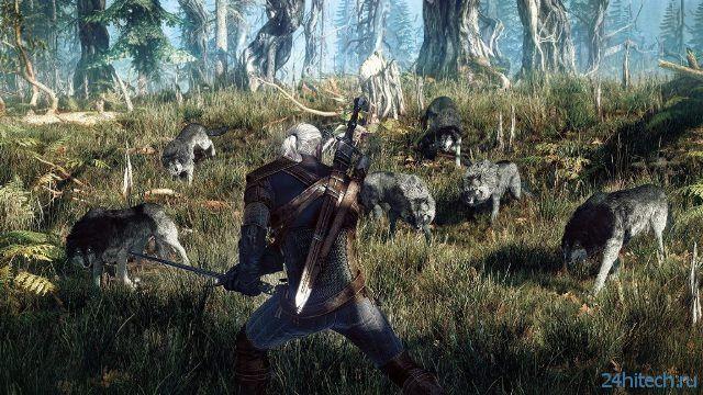 Новые подробности боевой системы и магии The Witcher 3