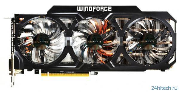 Обновленная видеокарта GIGABYTE GeForce GTX 780 (GV-N780OC-3GD (rev. 2.0))