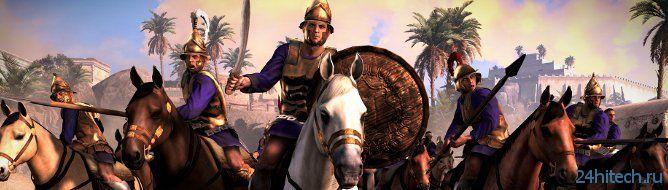 Объявлены системные требования Total War: Rome 2
