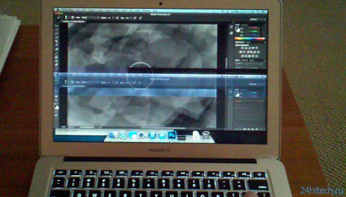 Очередной баг на ноутбуках MacBook (видео)