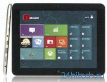 Olivetti анонсировала три планшета на платформе Intel Bay Trail