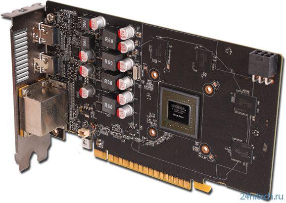 Оптимизированная видеокарта ZOTAC GeForce GTX 650 Ti Destroyer TSI с улучшенной видеопамятью