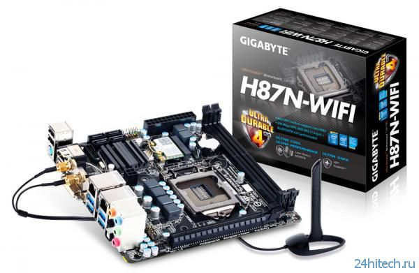 Оверклокинг процессоров Intel Haswell доступен на материнских платах серий GIGABYTE H87 и B85