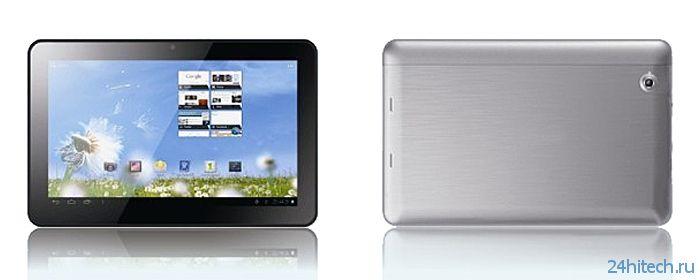 Планшет DreamBook B12 HD 4.1 под управлением Android 4.1.1